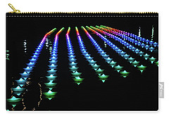 Carry-all Pouch featuring the photograph The Colors Of The Voyage by Mark Dodd