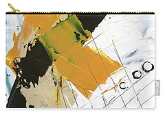 Three Color Palette Carry-all Pouch by Michal Mitak Mahgerefteh