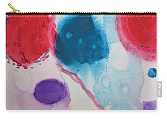 Untitled Carry-all Pouch by Tamara Savchenko