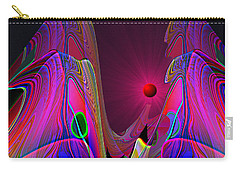 918 Evening Glow A Carry-all Pouch