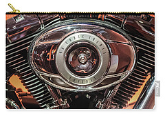 96 Cubic Inches Softail Carry-all Pouch by Randy Scherkenbach
