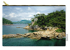 99 Islands Sasebo Japan Carry-all Pouch