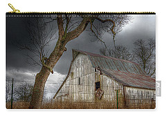 A Barn In The Storm 2 Carry-all Pouch