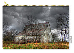 A Barn In The Storm 3 Carry-all Pouch