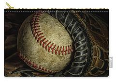 A Baseball Still Life Carry-all Pouch