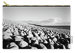 A Beach Of Stones Carry-all Pouch