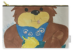 A Bear Loves Honey Carry-all Pouch