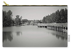 Carry-all Pouch featuring the photograph A Beautiful Day by Kim Hojnacki