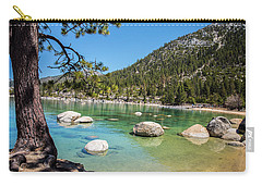 A Beautiful Day Carry-all Pouch by Nancy Marie Ricketts