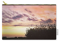 A Beautiful Morning Sky At 06:30 This Carry-all Pouch