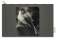 A Bird With An Attitude Carry-all Pouch