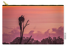 A Birdie Morning Carry-all Pouch
