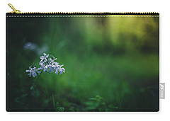 Carry-all Pouch featuring the photograph A Bit Of Forest Magic by Shane Holsclaw