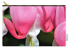 A Bleeding Heart Carry-all Pouch