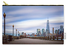 A Boardwalk In The City Carry-all Pouch