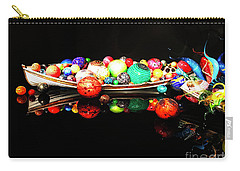 A Boatload Of Chihuli Carry-all Pouch