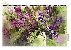 A Bouquet Of May-lilacs Carry-all Pouch