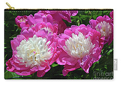 A Bouquet Of Peonies Carry-all Pouch