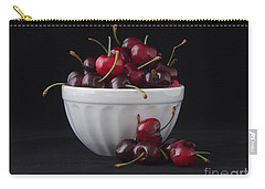 A Bowl Full Of Cherries Carry-all Pouch
