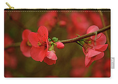 A Branch Of Quince Carry-all Pouch