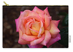 Carry-all Pouch featuring the photograph A Breath From Sarasota by Michiale Schneider
