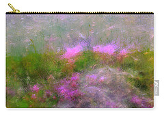 A Breeze In Monet's Garden Carry-all Pouch