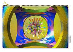 A Breezy Kaleidoscope Carry-all Pouch