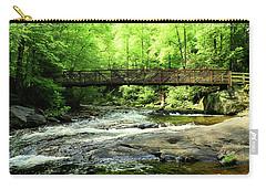 A Bridge Spans Over It Carry-all Pouch