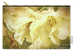 Carry-all Pouch featuring the photograph A Bunch Of Birthday Wishes by Jean OKeeffe Macro Abundance Art