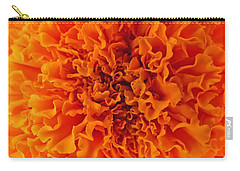 A Burst Of Orange Carry-all Pouch