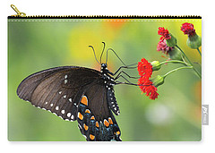 A Butterfly  Carry-all Pouch