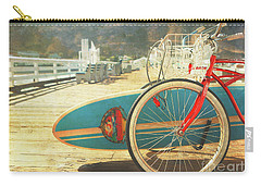 A California Postcard Carry-all Pouch