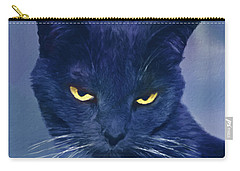 A Cat's Dark Night Carry-all Pouch