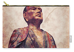 Buddha 5 Carry-all Pouch by Lynn Sprowl