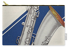 A Charles Gerard Conn Bb Bass Carry-all Pouch by American School