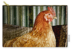 A Chicken Named Rembrandt Carry-all Pouch