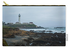 A Cloudy Day At Pigeon Point Carry-all Pouch