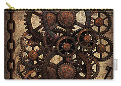 A Cog In The Machine That Governs Us Carry-all Pouch