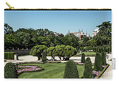 Colorfull El Retiro Park Carry-all Pouch