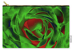 A Complimentary Rose Carry-all Pouch