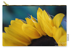 A Cool Sunflower Carry-all Pouch