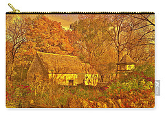 A Cotswald Fall  Carry-all Pouch by Daniel Thompson