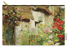 A Cottage Door Carry-all Pouch