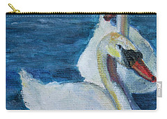 A Couple Of Swans Carry-all Pouch