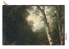 A Creek In The Woods Carry-all Pouch