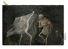 A Dance In The Woods Carry-all Pouch