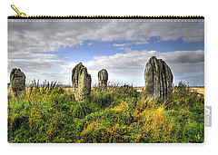 Song Of The Stones Carry-all Pouch