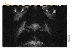 A Dark Proud Man Carry-all Pouch