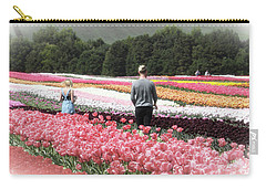A Day Amongst The Tulips Carry-all Pouch