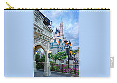 Carry-all Pouch featuring the photograph A Different Angle by Greg Fortier